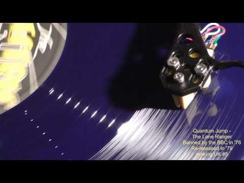 Rega RP6 Turntable + Quantum Jump :- The Lone Ranger on 12