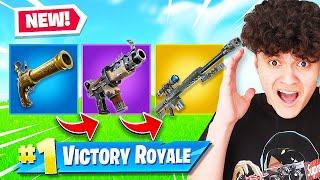 *NEW* GUN GAME Mode in Fortnite (INSANE)