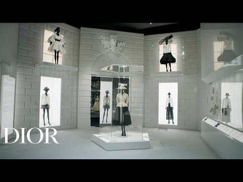 Christian Dior Designer of Dreams Exhibition at the V&A Museum