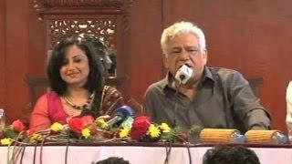 Dunya News-Om puri, Divia Datta fans of Pakistan, urge Indian govt to stop hateful films