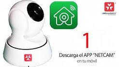 Configuración Camara IP WiFI ROBOTcam 3bumen