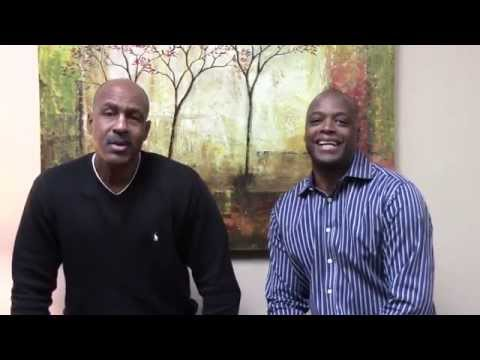 Art Monk and Darrell Green Compete for Every Child Fed