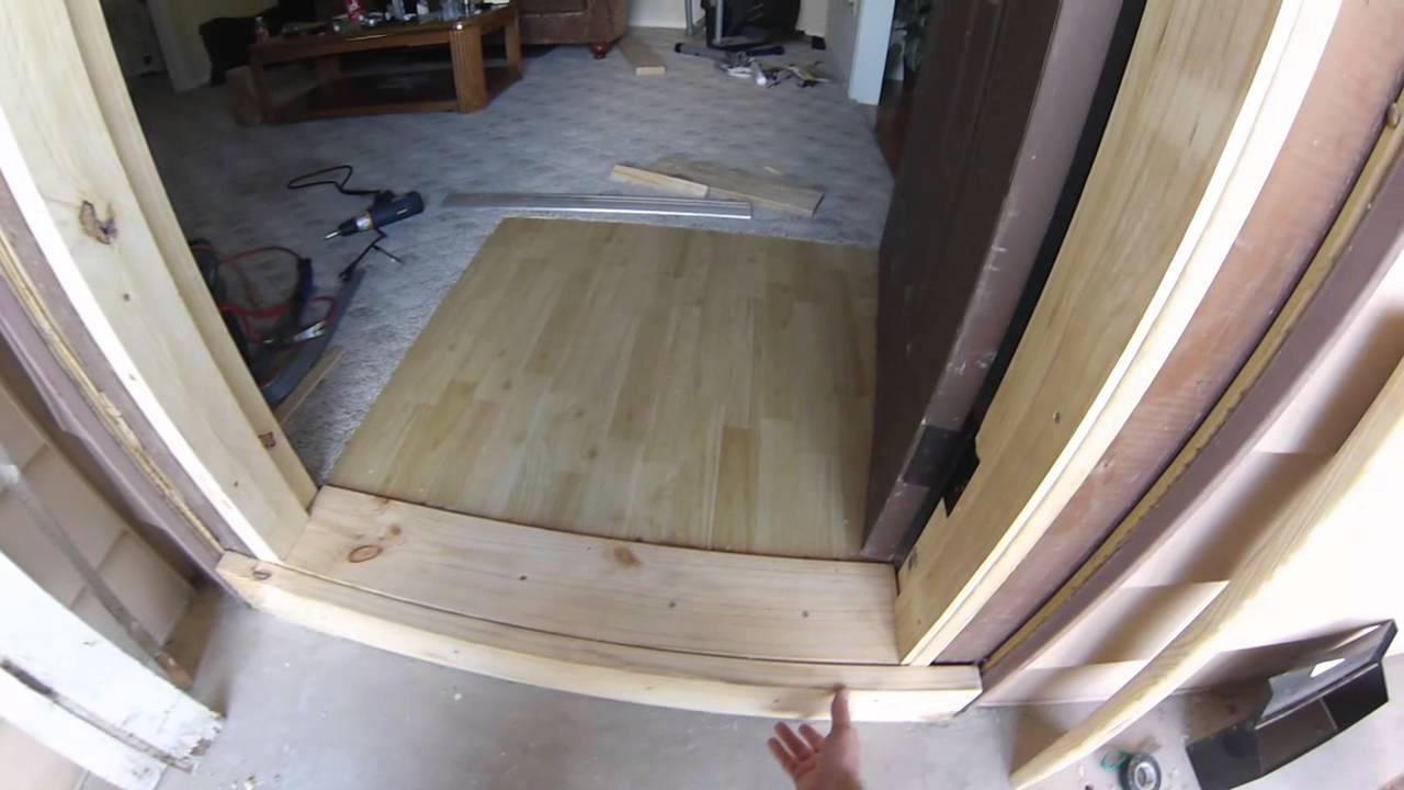 Custom Made Door Frame