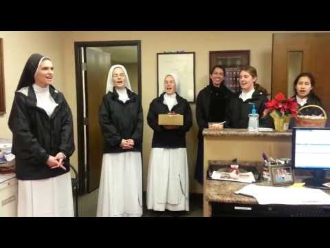 Dominican Sisters Singing