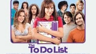 The To Do List Movie Review