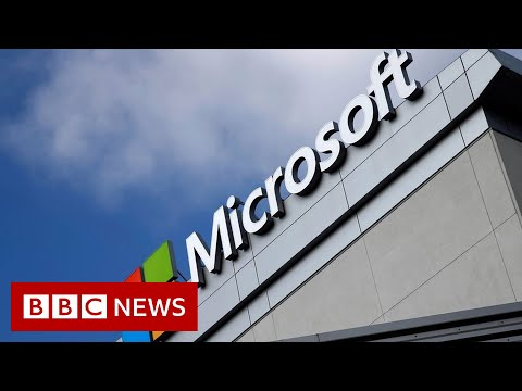 China accused of cyber-attack on Microsoft - BBC News