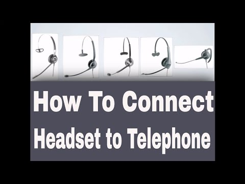 Headsets for Cisco 7940, 7941, 7960, 7961, 7970 IP phones