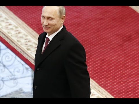 Russian President Vladimir Putin's Secret Riches Documentary