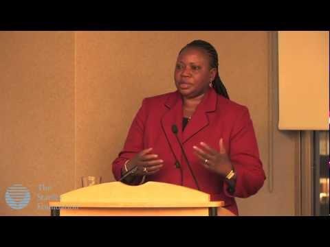 ICC Prosecutor-Elect Fatou Bensouda Talks Court's Role in R2P