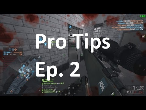 How To Improve Your Aim   Pro Tips Ep.2   Battlefield 4