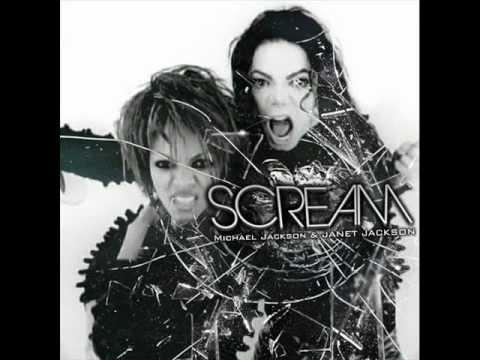 Michael Jackson and Janet Jackson Scream...