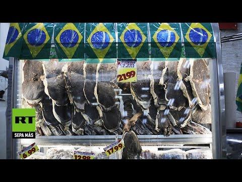 Brasil amenaza a Chile con represalias si bloquea su mercado por el escándalo de la carne adulterada