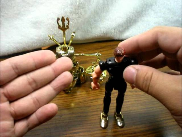 Saint Seiya Libra Action Figure Review Youtube