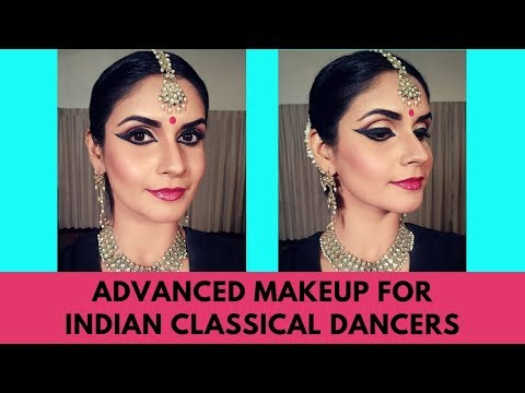 INDIAN CLASSICAL DANCERS | FLAWLESS MAKE UP FOR PERFORMANCES AND PHOTOSHOOTS