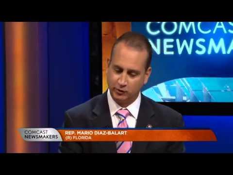 CHLI Vice-Chair & Congressman Mario Diaz-Balart on International Trade 12/03/2013