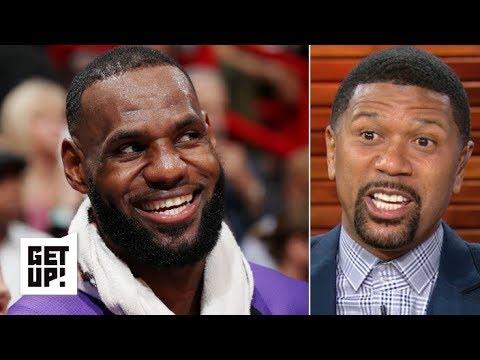 9c77182aa4b Scottie Pippen, make up your mind about Michael Jordan vs. LeBron! – Jalen  Rose | Get Up!