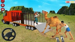 Zoo Animals Transport - Off-road Animal Truck Simulator 2018 Animal Cargo Truck Simulator
