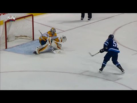 Complete Predators - Jets shootout | Mar. 25