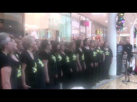 basingstoke rock choir- True colours