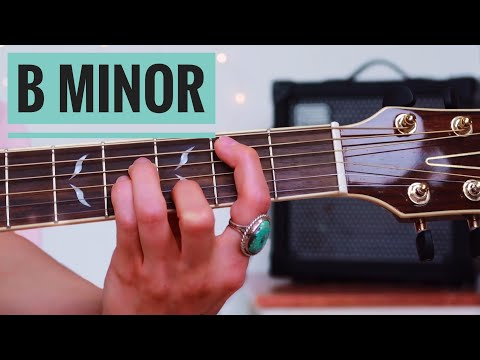 B Minor (Bm) Chord - 2 Ways! | Beginner Guitar Lesson