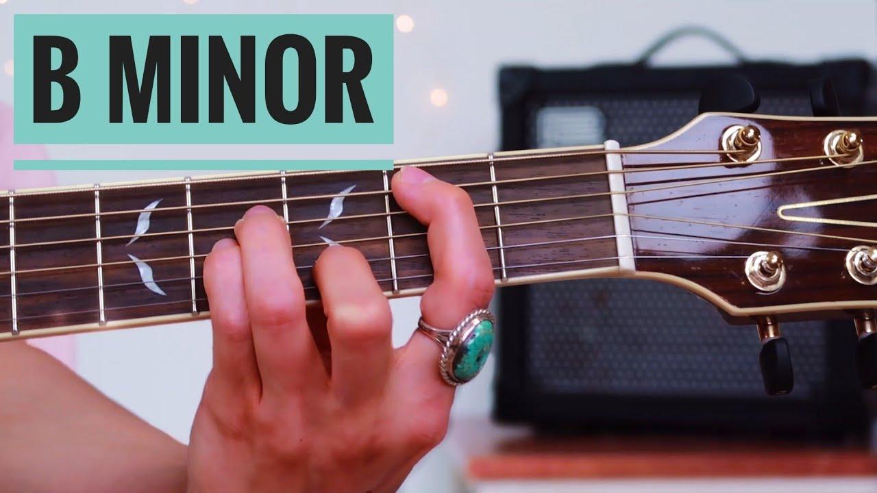 B minor Bm Chord   15 Ways   Beginner Guitar Lesson