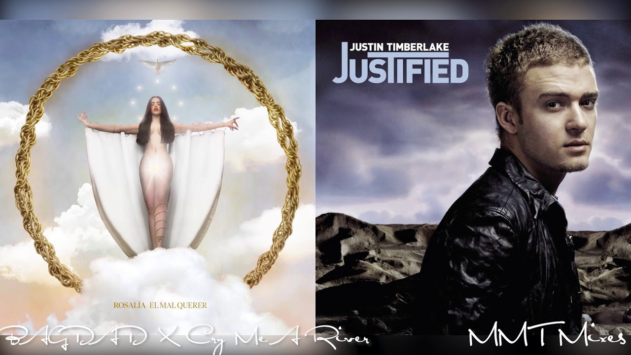 Cry Me A River x Bagdad | Justin Timberlake X Rosalía Mashup!