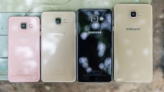 Samsung Galaxy A9 Pro Battery Life Test Result