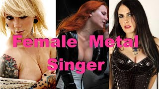 Top 10 Female Metal Singers