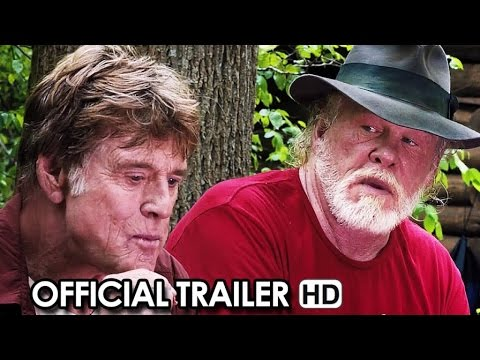 A Walk in the Woods Official Trailer (2015) - Robert Redford, Nick Nolte HD