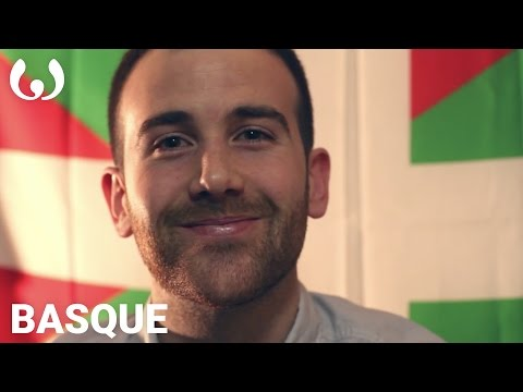 WIKITONGUES: Jon speaking Basque