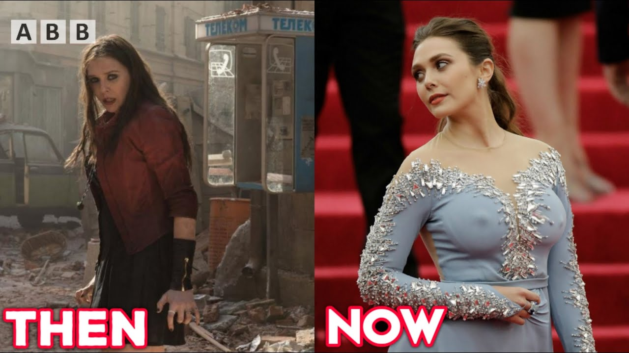 Download Avengers Age Of Ultron full Cast Then & Now