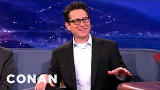 "J.J. Abrams Will Hide A Conan Easter Egg In The New ""Star Wars"""