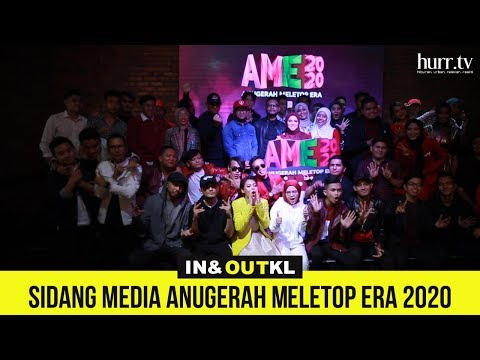 Neelofa Kecek Klate Anugerah Meletop Era from YouTube · Duration:  27 seconds