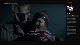 Until dawn trying to kill ashley