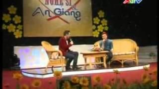 Giao lưu nghệ sĩ & An Giang: ca sĩ Quang Vinh (phần 1)