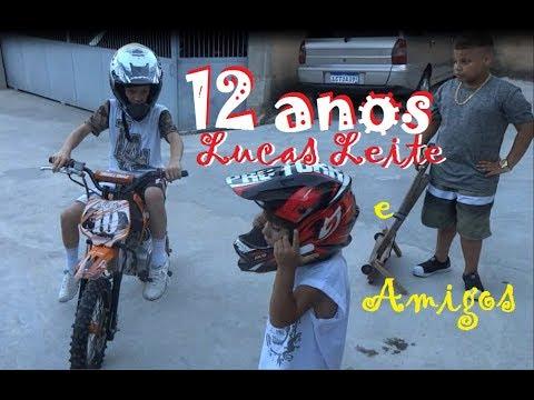 Lucas Leite & Amigos - Aniversário de 12 anos