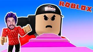 Roblox: AUS ROBLOX ENTKOMMEN! KAAN GEFANGEN IM HAUPTQUARTIER VOM SPIEL! Roblox HQ Escape Obby