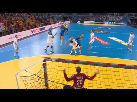 Top 5 Saves - The IHF 2017 Men's Handball World Championship in France