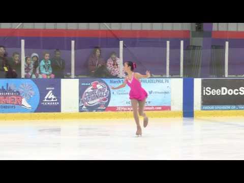 Megan Mui 2015 Juvenile free South Atlantic Regional