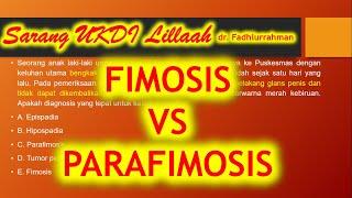 Pengalaman afkar sunat FIMOSIS.