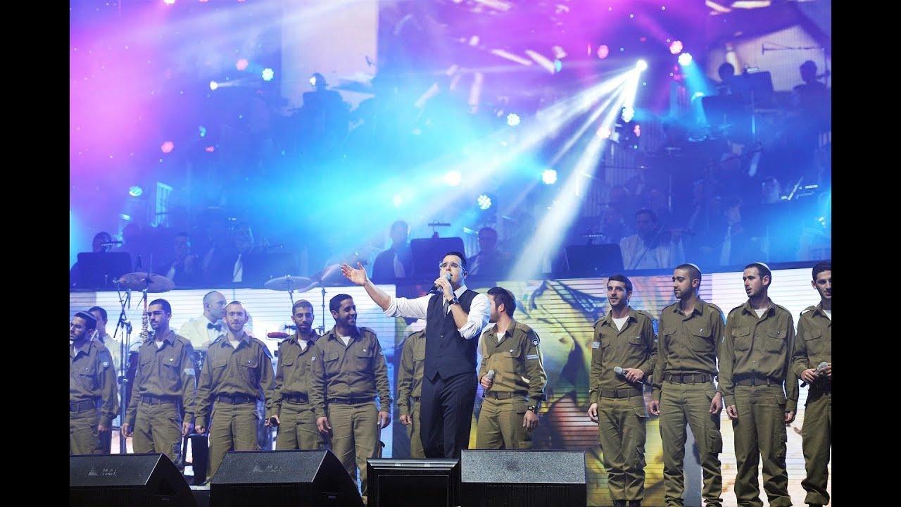 Yaakov Shwekey - Mi Sheberach - Live in Nokia 2013