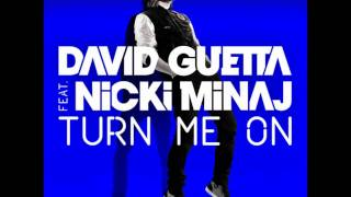 David Guetta ft. Nicki Minaj - Turn Me On (Michael Calfan Remix)(Dance Hit).avi