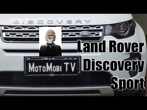 Land Rover Discovery Sport Review Indonesia