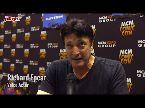 Richard Epcar - Voice Artist
