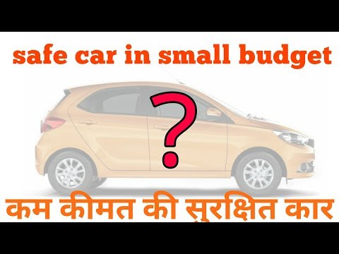 Safe car in small budget tata tiago