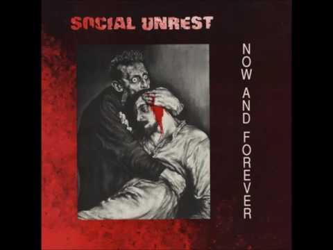 Social Unrest - Now And Forever (1988) FULL ALBUM