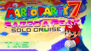Mario Party 7: Pagoda Peak: Solo Cruise (TAS) (Part 2)