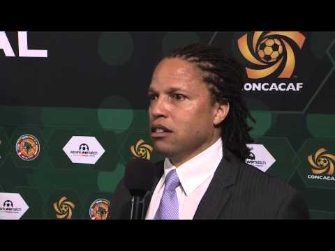 Copa America Centenario: Interview with Cobi Jones