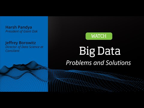 Big Data: Problems and Solutions