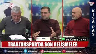 Kısa Pas / Trabzonspor Gündemi 24.11.2020